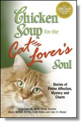 Chicken Soup for the Cat Lovers Soul