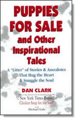 Puppies For Sale and Other Inspirational Tales